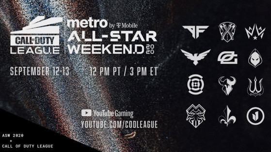 Call of Duty League : Metro by T-Mobile All-Star Weekend