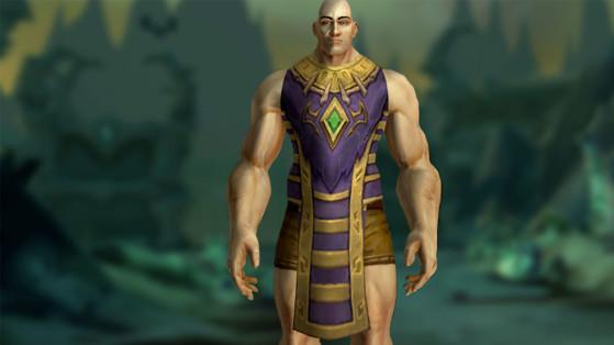 Les Couleurs de l'Armée immortelle - World of Warcraft