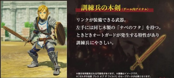 Hyrule Warriors L C3 88re Du Fl Ef Bf Bdau Nintendo Presente Hyrule Warriors L Ere Du Fleau Paperblog