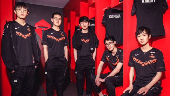 Au sein de Top Esports, Karsa a de vraies chances de décrocher le titre - League of Legends