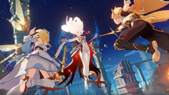 Genshin impact : Les meilleures compos et équipes de personnages