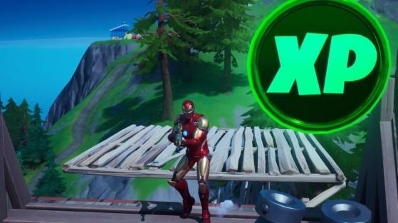Fortnite : pièces XP semaine 7 saison 4, où les trouver