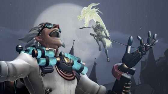 Overwatch : La Vengeance du Dr Schakalstein, mode de jeu temporaire
