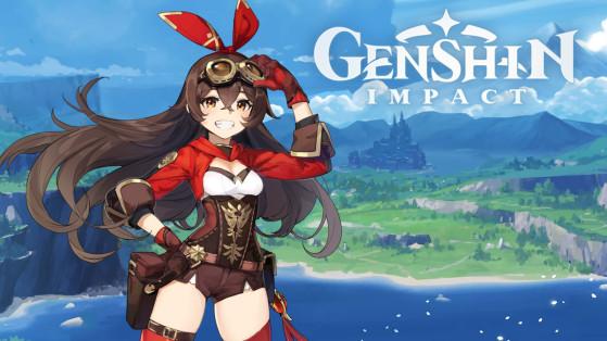 Genshin Impact : build Amber, armes et sets d'artefacts