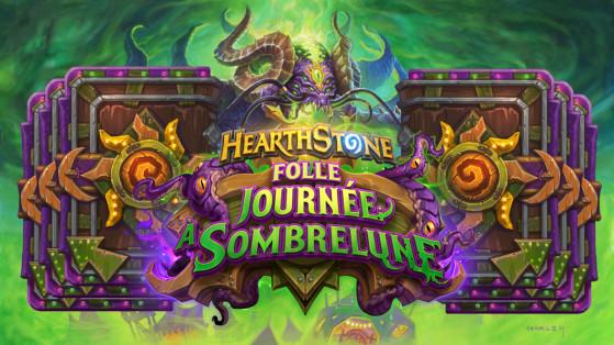 Hearthstone Folle journée à Sombrelune : Pack de précommande