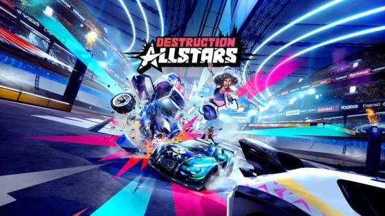 PS5 : Destruction All-Stars reporté à février et offert avec le PS+