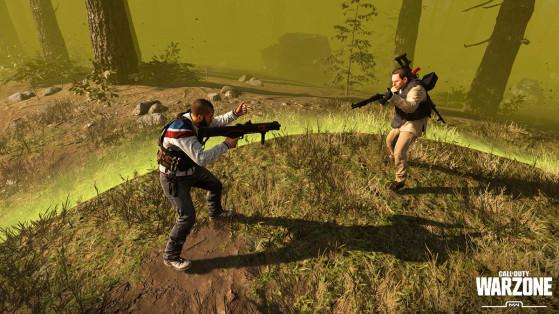 Modern Warfare Warzone : mise à jour de la playlist du 3 novembre