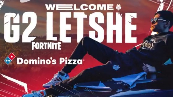 Fortnite : LeTsHe rejoint G2 Esports