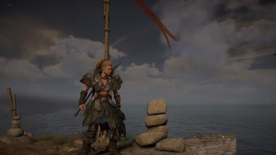 Assassin's Creed Valhalla, mystères : Les cairns, fonctionnement