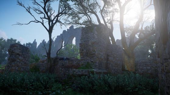AC Valhalla : Soluce de la carte au trésor de Lunden