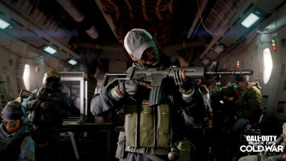 Guide Black Ops Cold War : liste des armes