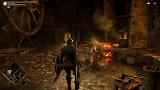 Pierres d'amélioration d'armes : Guide Demon's Souls PS5