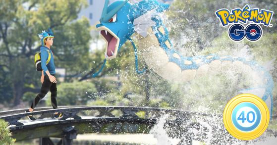 Avec l'aimable autorisation de Niantic - Pokemon GO