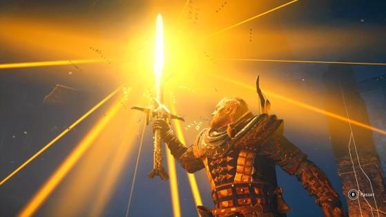 Excalibur, AC Valhalla : Comment obtenir l'arme légendaire, le guide complet