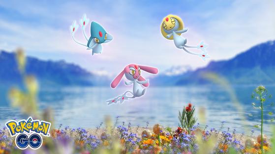 Crehelf, Crefadet et Crefollet reviennent dans Pokémon GO
