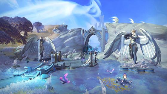 WoW Shadowlands : Les donjons en Mode Mythique, Tourment et le Renom indisponibles à la sortie