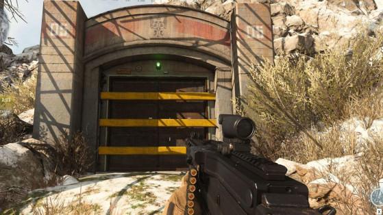 Quelle est la liste des codes bunker de Warzone sur Verdansk ?
