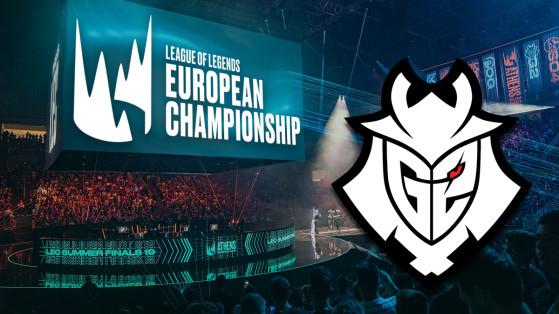 LoL LEC Spring Split 2021 — G2 Esports : le meilleur roster d'Europe ?
