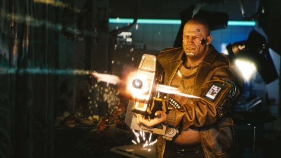 Guide Cyberpunk 2077 : Comment rengainer son arme