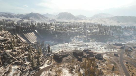 Vers une nouvelle carte Warzone en mars prochain ?