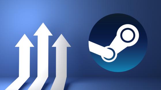 Steam bat son record avec plus de 25 millions d'utilisateurs en simultané