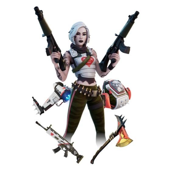 Pack Tess - Fortnite : Battle royale