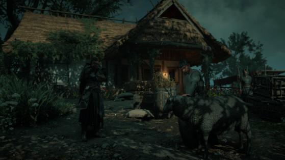 Où trouver Fenton le Mouton, soluce AC Valhalla : Mystère du Suthsexe