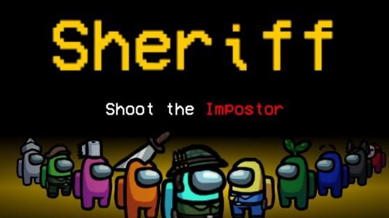 Among Us : Le Mod Sheriff ou comment avoir une chance de tuer l'imposteur