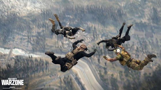 Warzone sera bientôt intégré à la Call of Duty League