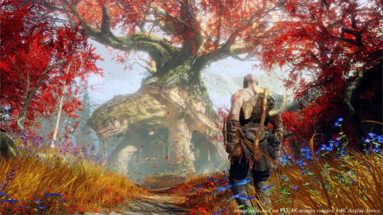 Le patch d'optimisation PS5 de God of War sort aujourd'hui