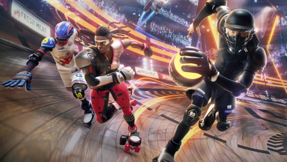 Preview de Roller Champions : le jeu de sport bien pensé d'Ubisoft