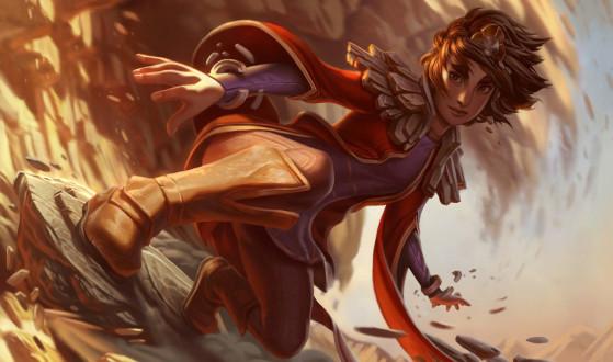 LoR : Riot Games revoit le design de Taliyah après avoir essuyé de vives critiques de la communauté
