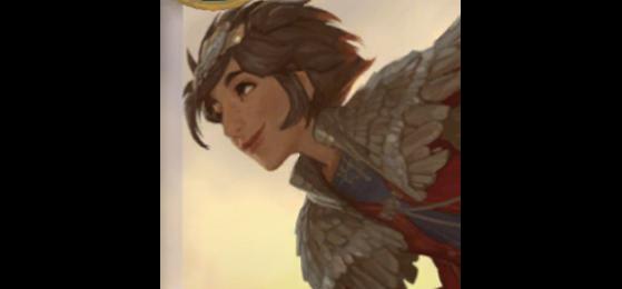 Taliyah sur Legends of Runeterra - Legends of Runeterra