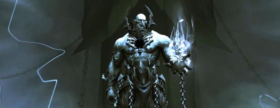 Le Geôlier et le Heaume de Domination dans les souvenirs du Runomancien - World of Warcraft