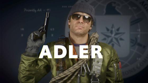 Black Ops Cold War saison 2 : les défis d'opérateur pour Adler
