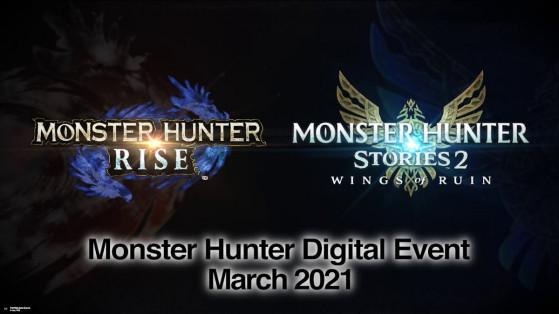 Monster Hunter Digital Event ce lundi 8 mars