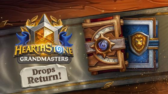 Les récompenses sont de retour pour les Grandmasters d'Hearthstone 2021 !