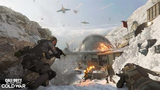 Black Ops Cold War, saison 3 : les nouveautés du mode multijoueur