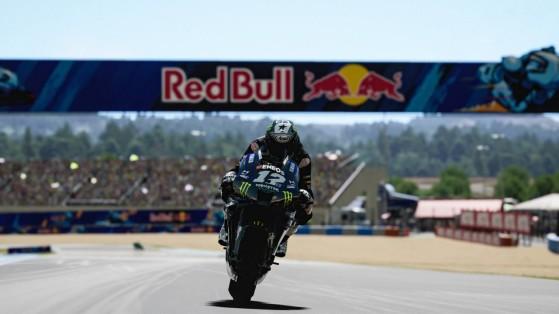 Test MotoGP 21 sur PC : Moto GP 20+1