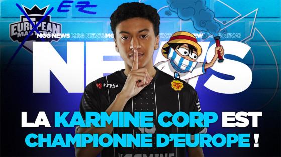 LoL : de la division 2 au toit de l'Europe, l'ascension de la Karmine Corp