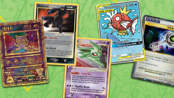 Carte Pokémon : Quelles sont les cartes les plus rares au monde ?