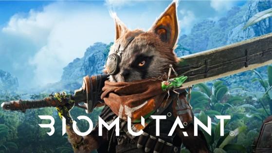 Test Biomutant sur PS4, Xbox One et PC
