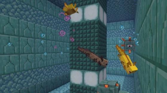 La snapshot 21w20a sera-t-elle la dernière avant la Caves and Cliffs update partie 1 sur Minecraft ?