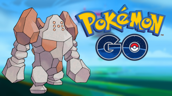 Regirock Pokémon GO : Comment battre le golem en raid ?