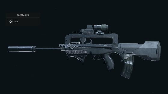 Quelle est la meilleure classe pour la FR 5.56 sur Warzone ?