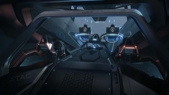 Cockpit - Star Citizen