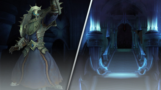 WoW Shadowlands : Mal-ferrant Raznal, Boss Sanctum de la domination