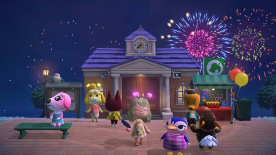 Nouvelle mise à jour Animal Crossing New Horizons : l'annonce est enfin tombée