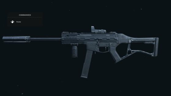 Quelle est la meilleure classe pour la Striker 45 sur Warzone ?