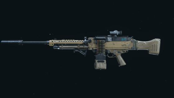 Quelle est la meilleure classe pour la M91 sur Warzone ?